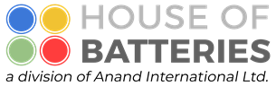 House of Batteries Logo